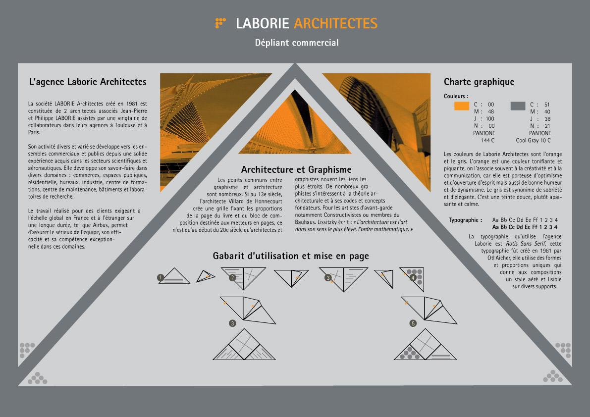 Présentation - Laborie Architectes