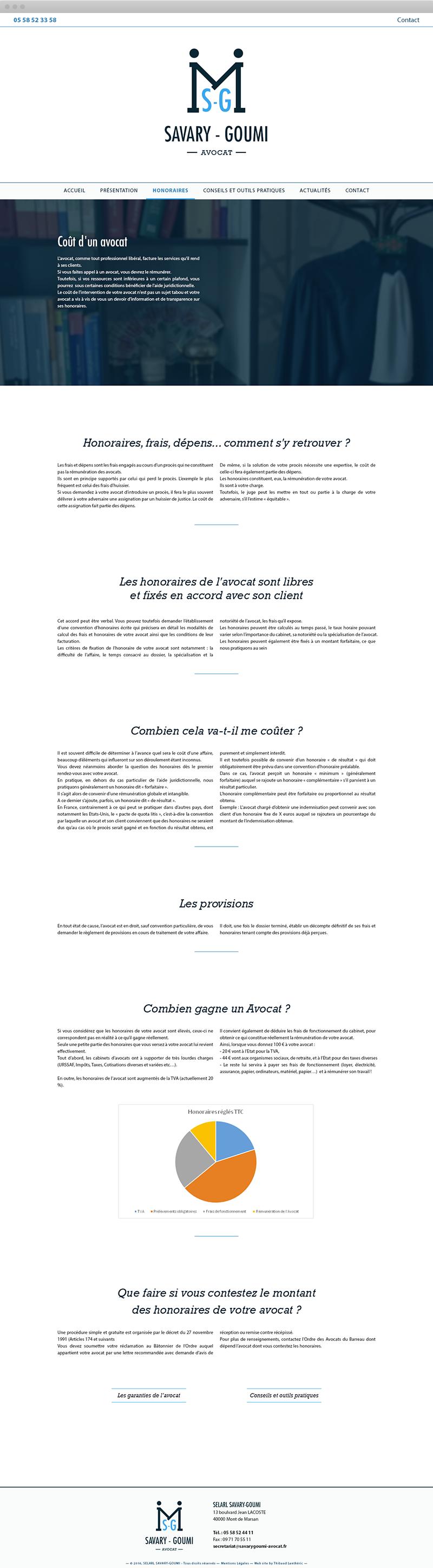 Page de contenus - Savary-Goumi Avocat