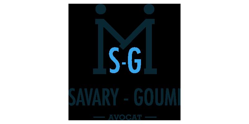 Logo - Savary-Goumi Avocat